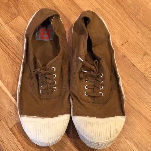 Classic Lace Bensimon Tennis Shoes Size